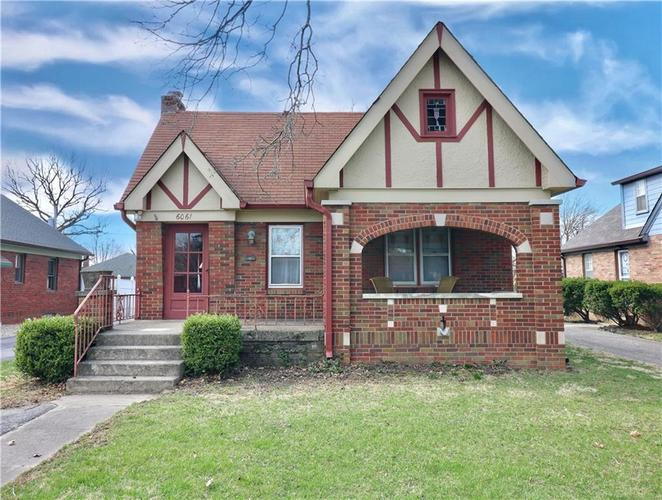 6061 E 10th Street Indianapolis, IN 46219   MLS 21630951