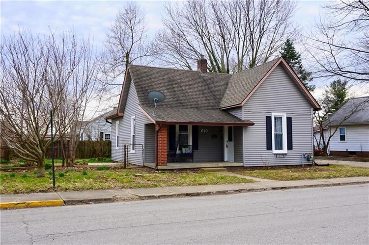 610 S Sycamore Street Martinsville, IN 46151 | MLS 21630955