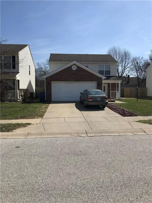 5457  Bluff View Boulevard Indianapolis, IN 46217 | MLS 21630958