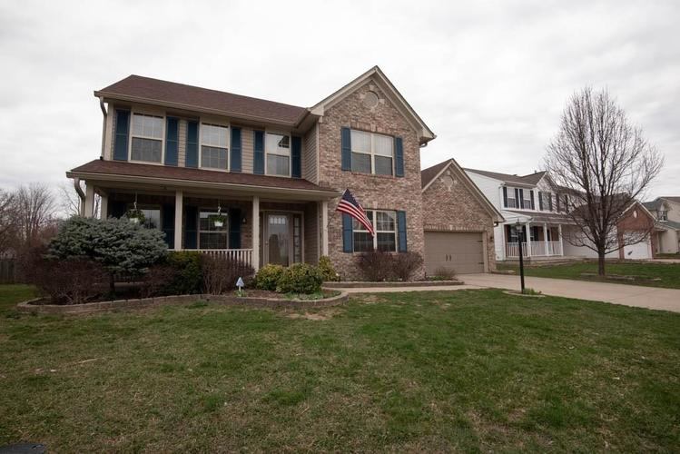 7612  Giroud Drive Indianapolis, IN 46259 | MLS 21631042
