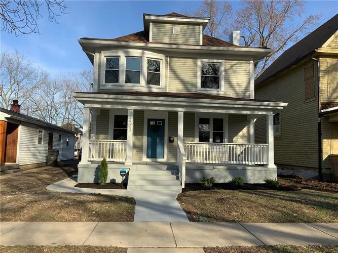 2923 Guilford Avenue Indianapolis, IN 46205 | MLS 21631059 | photo 1