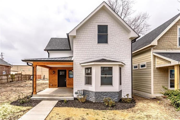 1310 Olive Street Indianapolis, IN 46203 | MLS 21631095 | photo 1