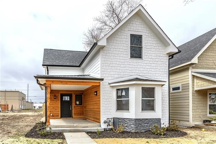 1310 Olive Street Indianapolis, IN 46203 | MLS 21631095 | photo 2