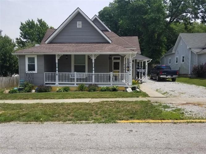 179 N Jefferson Street Danville, IN 46122 | MLS 21631111