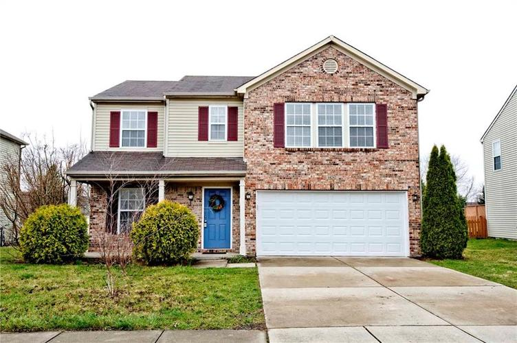 14242  Weeping Cherry Drive Fishers, IN 46038 | MLS 21631117