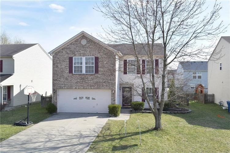 10081 Boysenberry Drive Fishers, IN 46038 | MLS 21631144 | photo 1