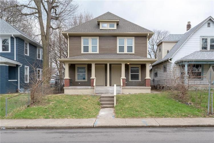 1221 N Oakland Avenue Indianapolis, IN 46201 | MLS 21631296 | photo 1