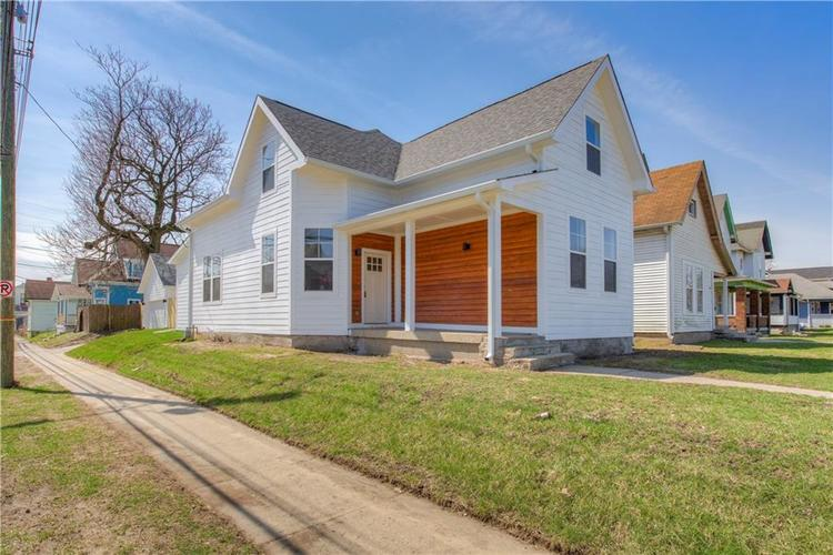 1639 Woodlawn Avenue Indianapolis, IN 46203   MLS 21631320   photo 1