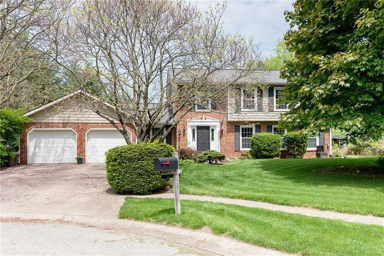 108 Apple Tree Court Fishers, IN 46038 | MLS 21631339 | photo 1
