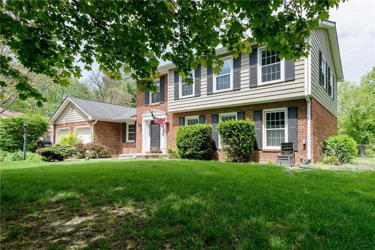 108 Apple Tree Court Fishers, IN 46038 | MLS 21631339 | photo 2