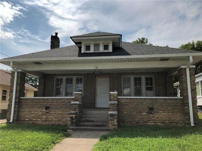 3026 Shriver Avenue Indianapolis IN 46208 | MLS 21631350 | photo 1