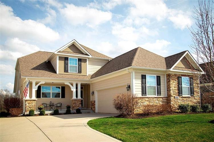 9047  Crystal River Drive Indianapolis, IN 46240 | MLS 21631366