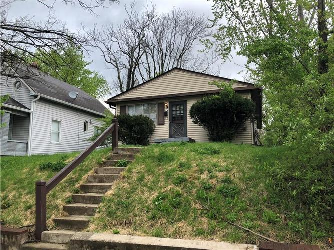 2753 N DEARBORN Street Indianapolis, IN 46218 | MLS 21631415 | photo 1