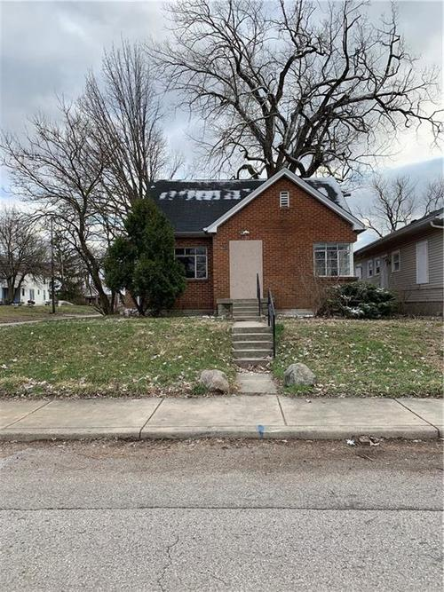 601  Udell Street Indianapolis, IN 46208   MLS 21631437