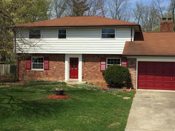 2210  Woodcrest Road Indianapolis, IN 46227 | MLS 21631445