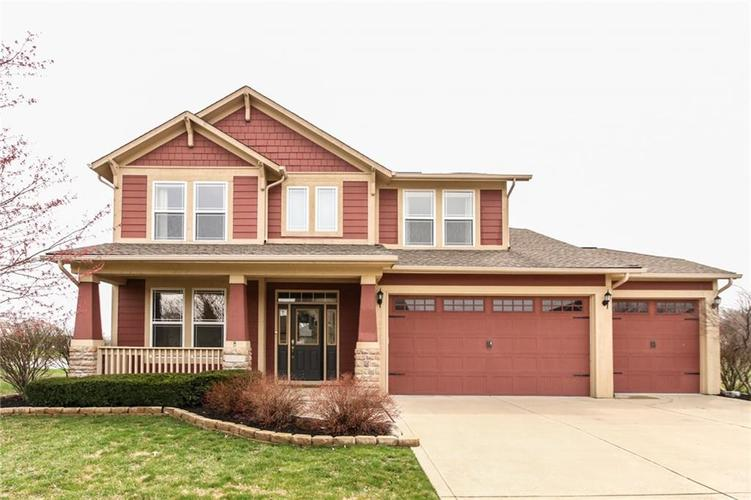 907 S Summerhaven  New Palestine, IN 46163 | MLS 21631460