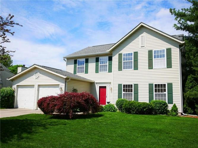 348 S PALMYRA Drive Indianapolis, IN 46239 | MLS 21631560
