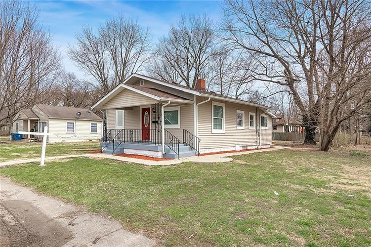 4209 KINGSLEY Drive Indianapolis, IN 46205   MLS 21631585   photo 1