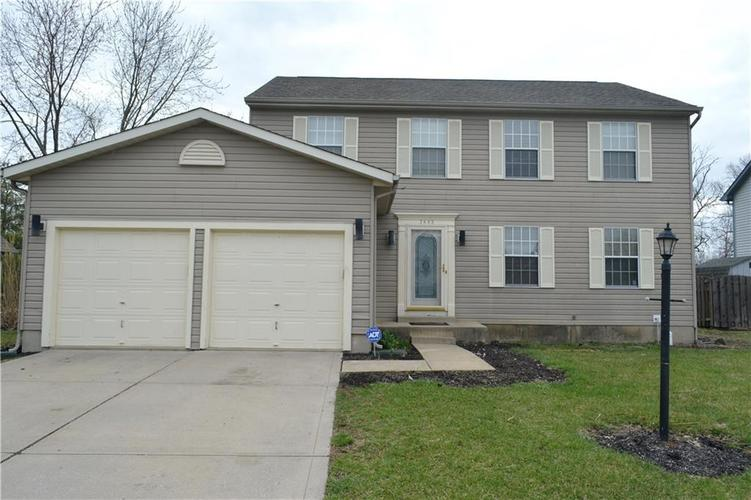 7445  Bancaster Drive Indianapolis, IN 46268 | MLS 21631594