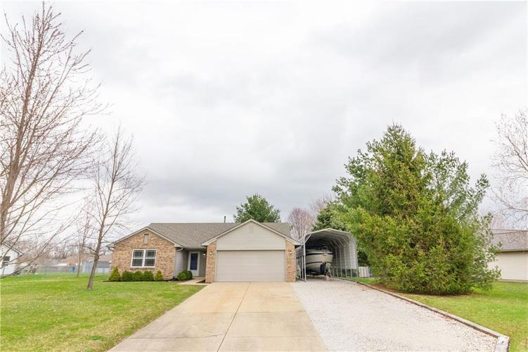 2409 S Brandywine Lane Greenfield, IN 46140 | MLS 21631621