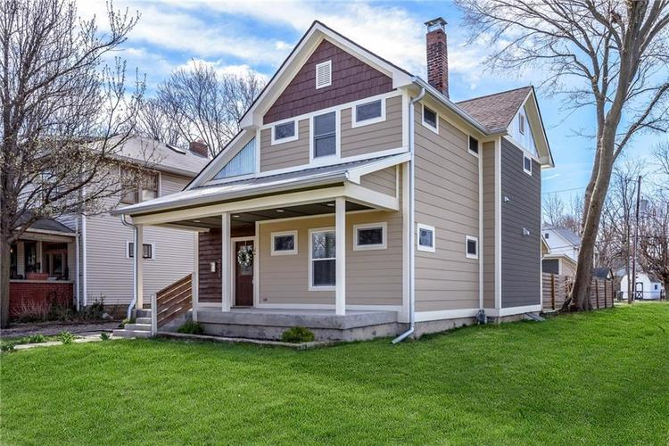 2025  Nowland Avenue Indianapolis, IN 46201 | MLS 21631626