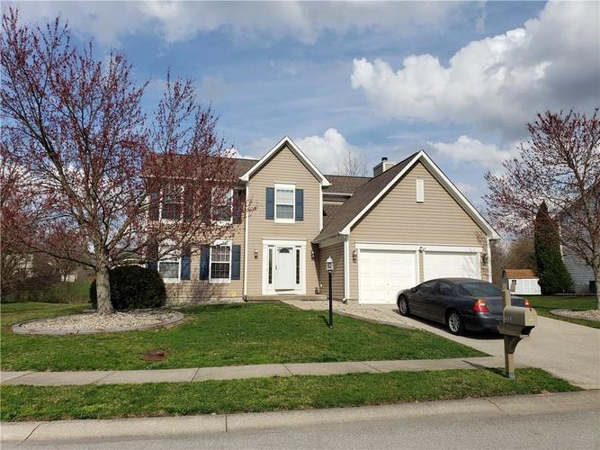 635  Creston Point Circle Indianapolis, IN 46239 | MLS 21631653