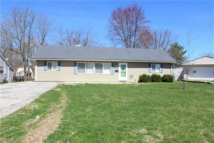 635  PARK Drive Greenwood, IN 46143 | MLS 21631655