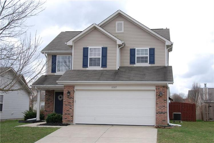 11517  Seabiscuit Drive Noblesville, IN 46060 | MLS 21631678