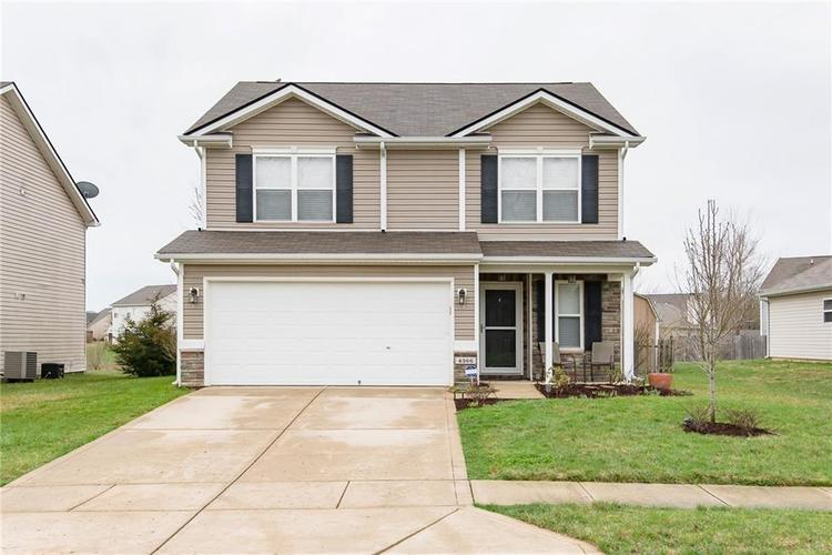4366  Round Lake Bend Indianapolis, IN 46234 | MLS 21631773