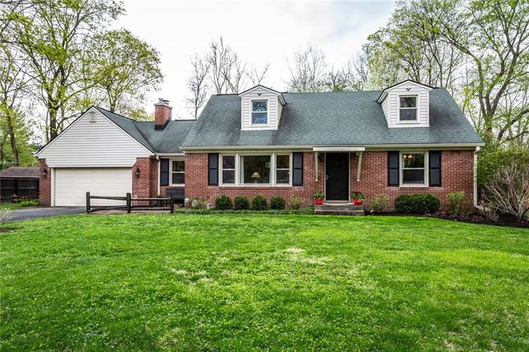 1433  SHAWNEE Road Indianapolis, IN 46260 | MLS 21631821