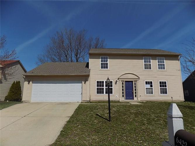 6422 BOWER Drive Indianapolis, IN 46241   MLS 21631822   photo 1