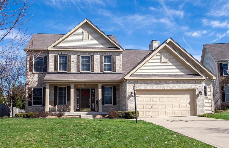 12214  Ashland Drive Fishers, IN 46037 | MLS 21631861