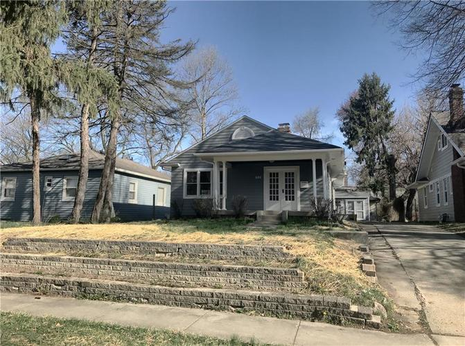 528 W 43rd Street Indianapolis, IN 46208 | MLS 21631870