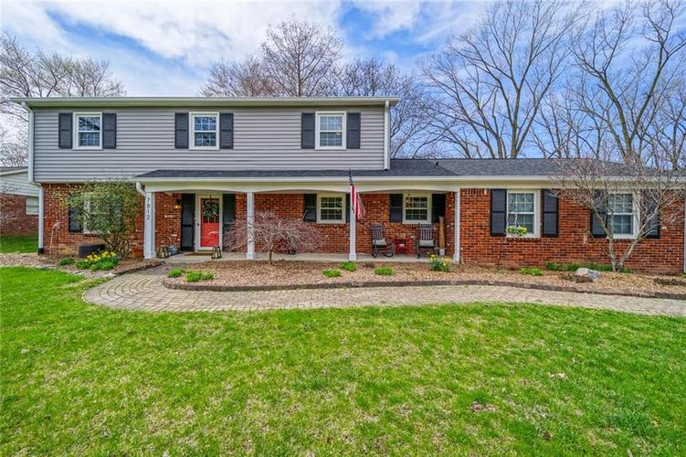7812 N Whittier Place Indianapolis, IN 46250 | MLS 21631873