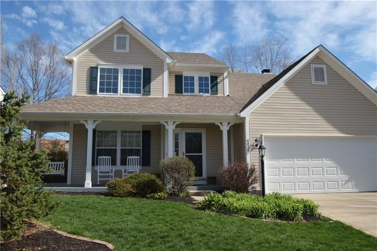 6836  Caro Drive Indianapolis, IN 46214 | MLS 21631921