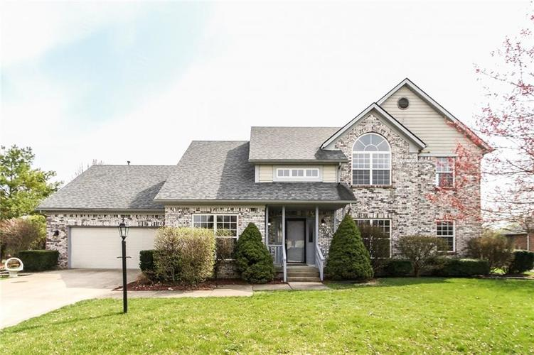 7671  Fieldstone Court Greenfield, IN 46140 | MLS 21631925