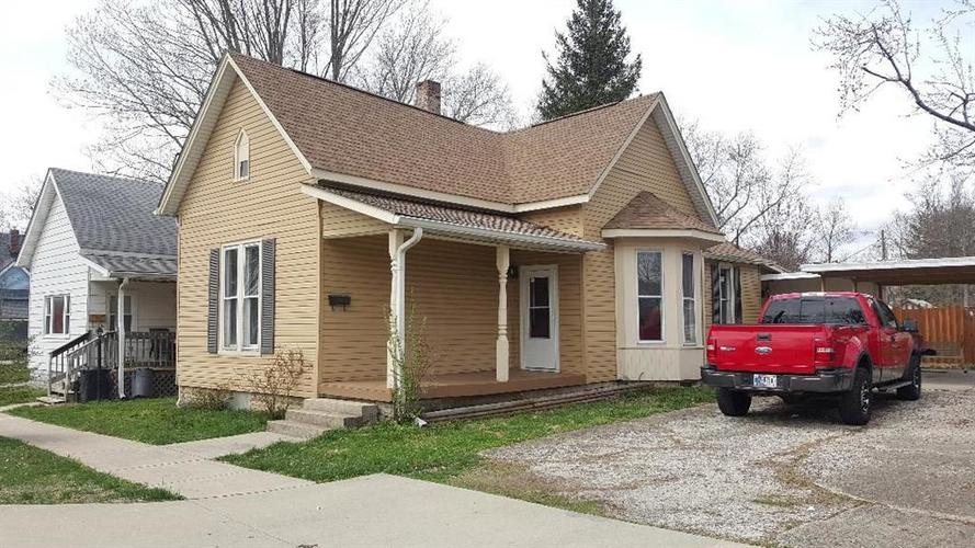 40 W Adams Street Franklin, IN 46131 | MLS 21631951