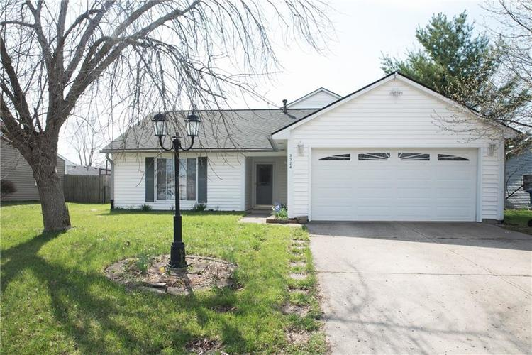 3324  CHERRY LAKE Road Indianapolis, IN 46235 | MLS 21631960