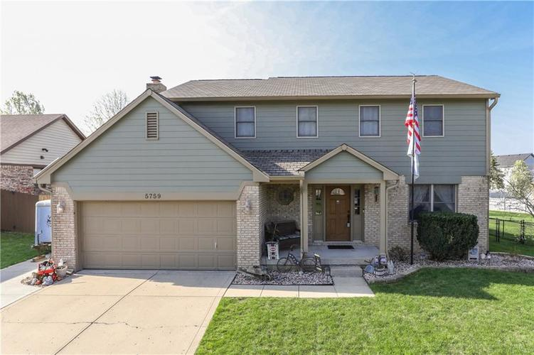 5759  BOLD RULER Drive Indianapolis, IN 46237   MLS 21631981