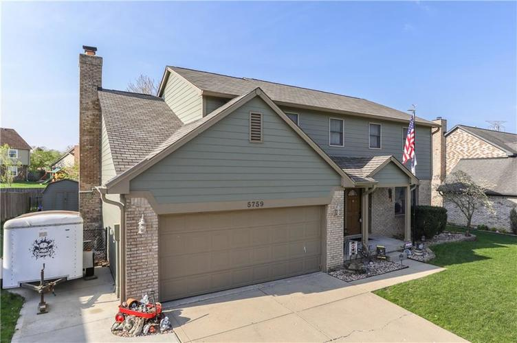 5759 BOLD RULER Drive Indianapolis, IN 46237 | MLS 21631981 | photo 4