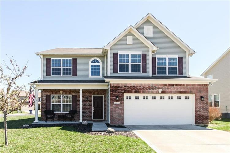 15318  Atkinson Drive Noblesville, IN 46060 | MLS 21632004