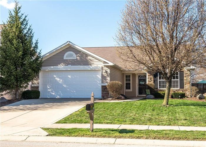 9804  Rhodes Lane Avon, IN 46123 | MLS 21632025