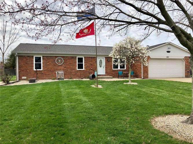 590 N 200 West  Greenfield, IN 46140 | MLS 21632031