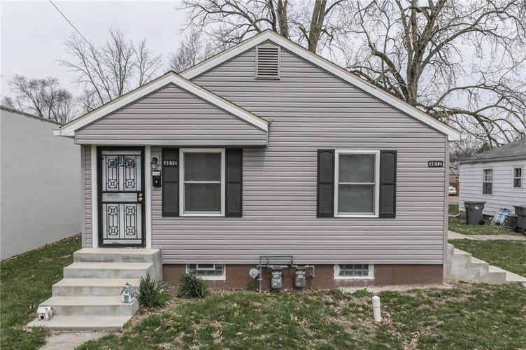 4610 E 16th Street Indianapolis, IN 46201 | MLS 21632046
