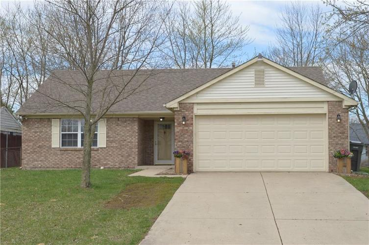 7826 Five Points Road Indianapolis, In 46259 | MLS 21632080 | photo 1