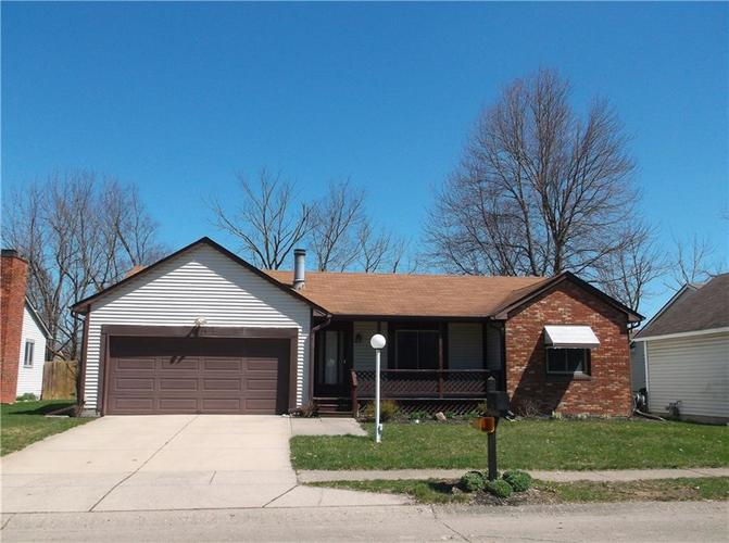 1025 Delray Drive Indianapolis, IN 46241 | MLS 21632118 | photo 2