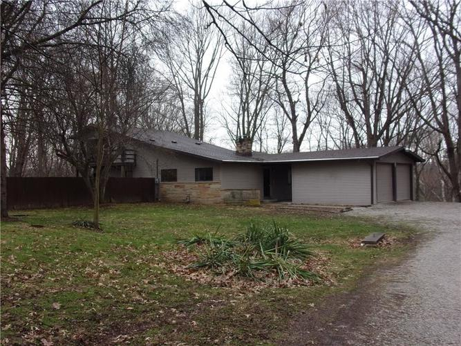 1053 S Meahme Trail Crawfordsville, IN 47933   MLS 21632154