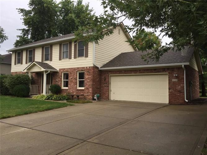 8318  Admirals Landing Place Indianapolis, IN 46236 | MLS 21632161