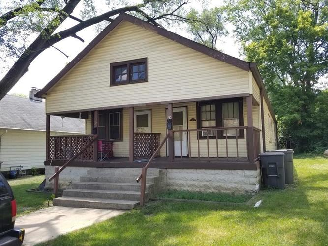 30 S Euclid Avenue Indianapolis, IN 46201 | MLS 21632232 | photo 1