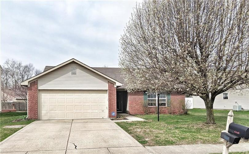 8446  Amarillo Drive Indianapolis, IN 46237 | MLS 21632376